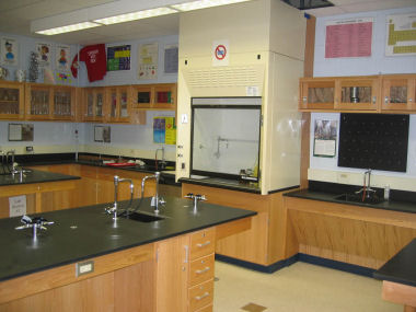 Washington Township High School Science Labs